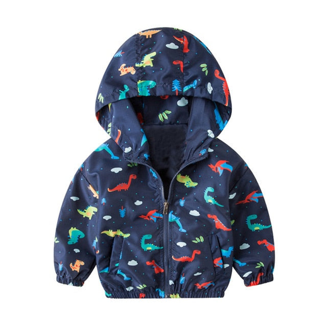 Outerwear Jacket For Children