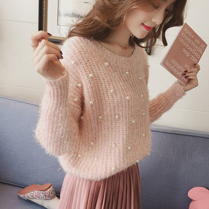 Beaded Sweater Clothes