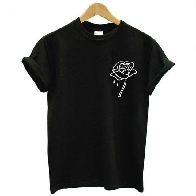 New Harajuku Printed Women T-shirts