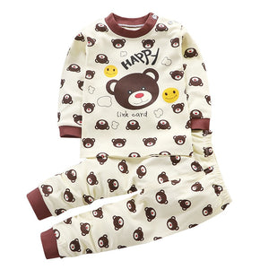 Children Pajamas Baby Clothing Set