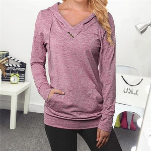 Women Running Sweatshirt