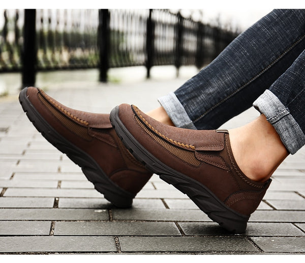 2020 New Fashion Comfortable Flat Men's Casual Shoes