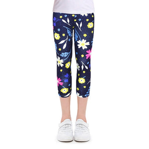 Children Pencil Pant Legging for 4-10Year Girl Clothes
