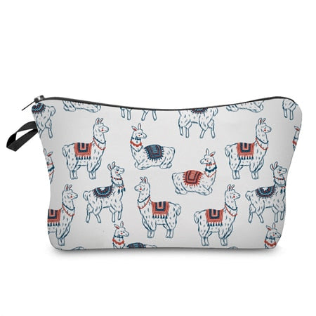 Water Resistant Cosmetic Organizer Bag
