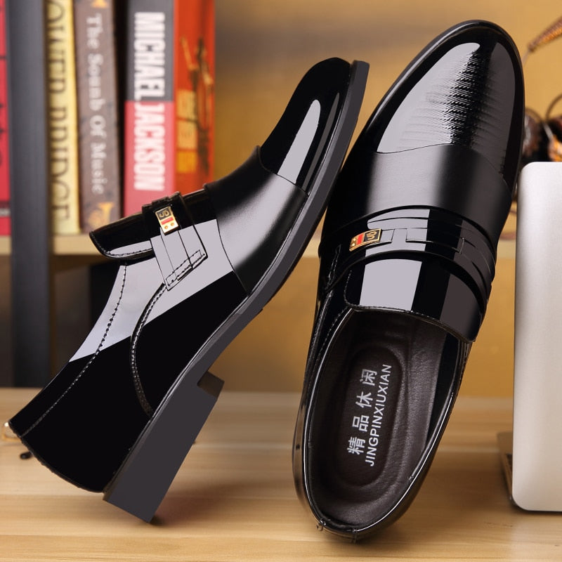 Men's Dress Shoes Formal, Business Oxfords Foot Wear