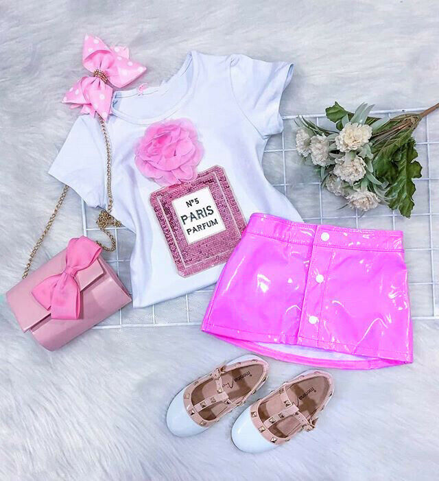 Summer Fashion Outfits Clothes Set