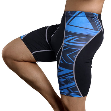 Men Gym Fitness Training Short