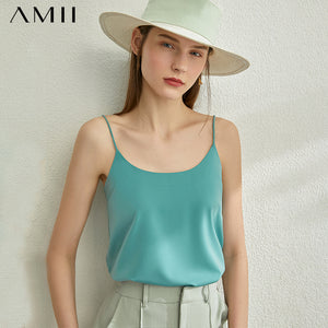 Women Causal Solid Loose Crop Top