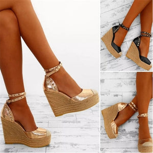 Women High Heels Summer Shoes