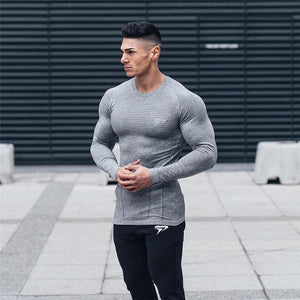 Quick dry Long sleeve T-shirt