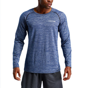 Quick Dry Fitness Running Men Sportswear
