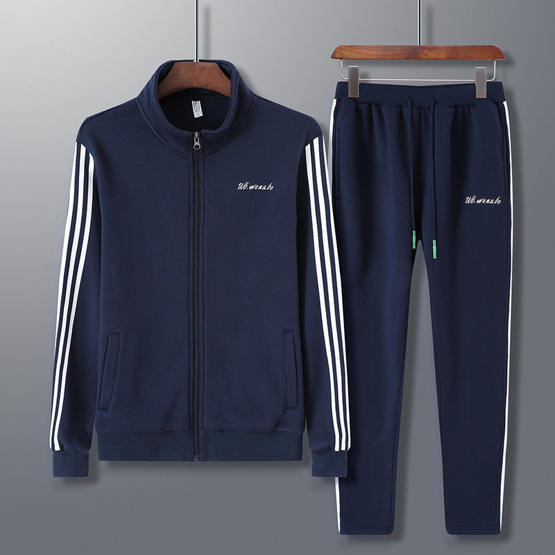 2 PC's Breathable Tracksuit Male