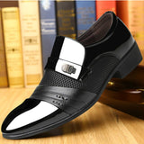 Men's Lace-Up Oxfords Dress Shoes