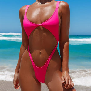 High Cut Women Swimwear