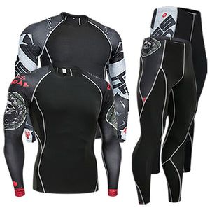 Men's Rash-guard Kit Dress