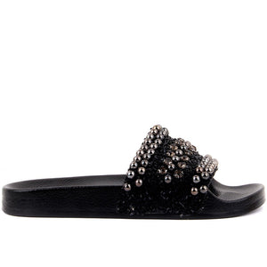 Women Summer Slippers Flat