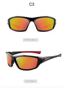 New Luxury Sport Polarized Sunglasses