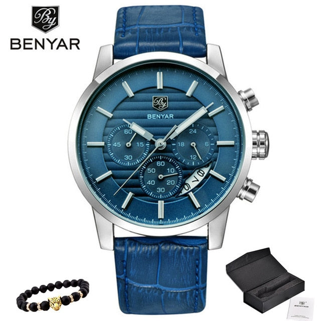 Top Luxury Brand New Casual Fashion Quartz Watch For Men