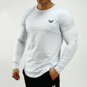 Quick Dry Fit Running Long Sleeve