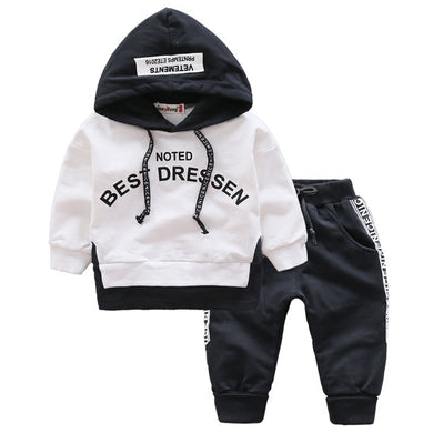 Boys & Girls Sport Hooded