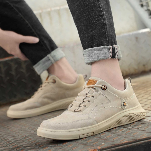 Lace-up Comfortable Casual Outdoor Sneakers for Men