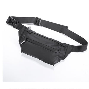 Waterproof Man Waist Bag Fanny Pack Fashion Chest Pack Outdoor Crossbody Bag Large Capacity Unisex Belt Bags Hip Waist Packs