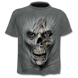 Short Sleeve  3D T-Shirt