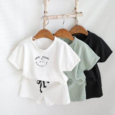 Unisex Children T-shirts & Shorts