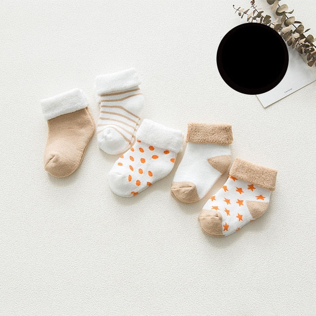 New Born Baby Girl Socks