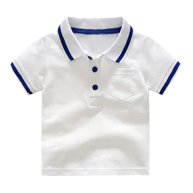T-shirt Kids Short Sleeve for Boys & Girls Baby Cotton