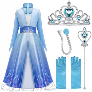 Girls Princess Dress