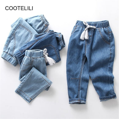 Casual Loose Jeans for Boys