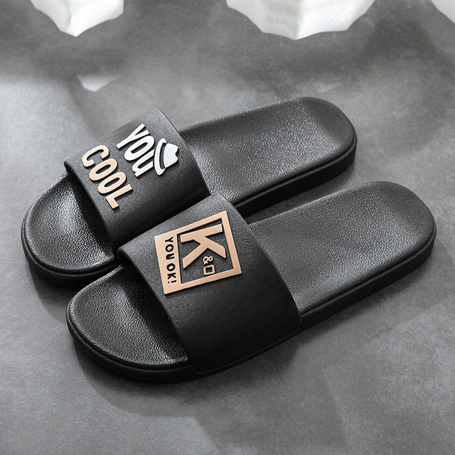 Men and Women Casual Slippers