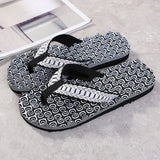 Men Flip Flops Slippers Summer Camouflage Anti-skid Outdoor Light Fashion Casual Beach Household Pinch Slipper