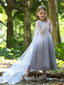 Girls Summer Casual Princess Dress Party