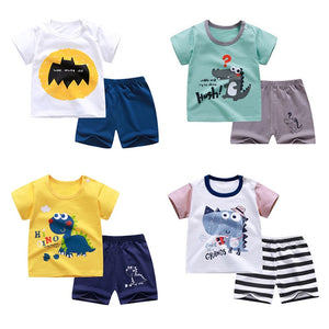 Boys & Girls cotton  shorts & T- shirt