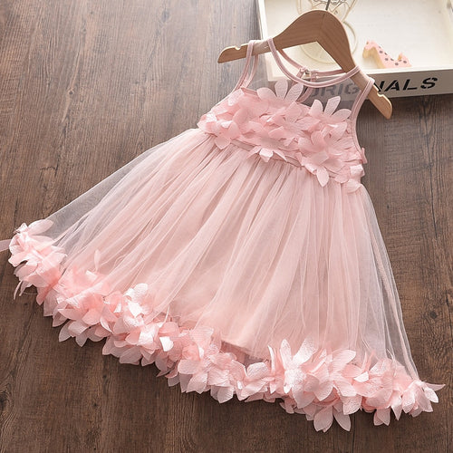 Girls Dresses Sweet Princess