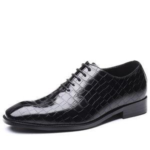 Men Wedding Leather Shoes
