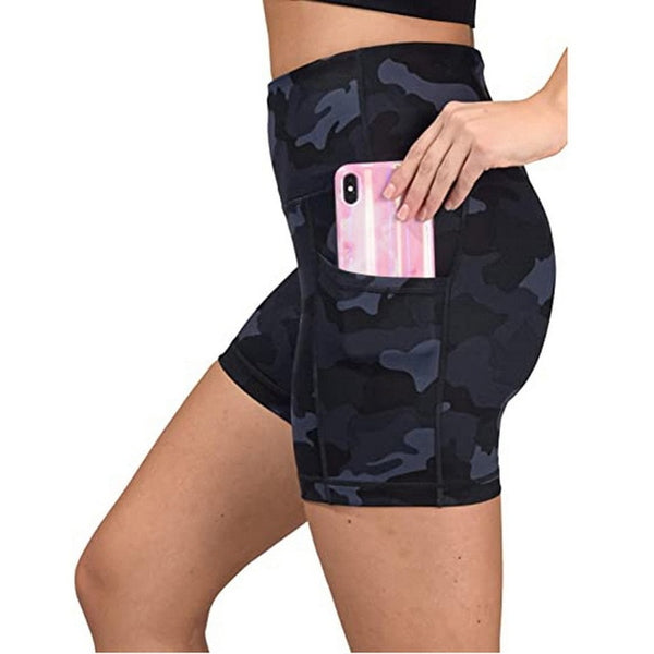 Quick Dry Elastic Gym Short