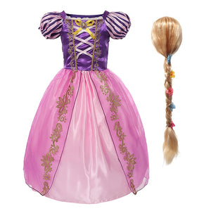 Princess Rapanzel Dress