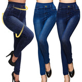 Sexy Women Elastic Shaping Pants