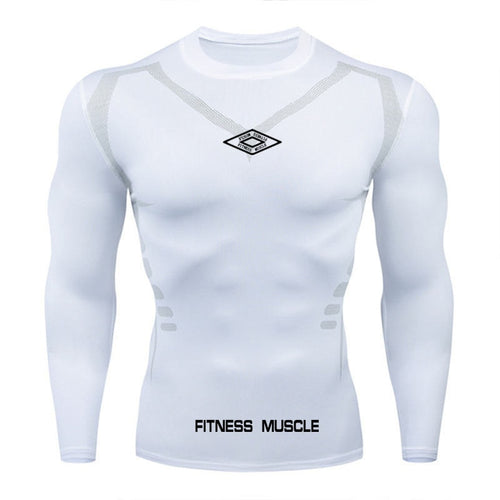 Men Bodybuilding Sport T-shirt