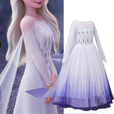 Princess Costume Halloween Children Dress