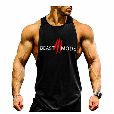 Gym Men Fitness Singlet