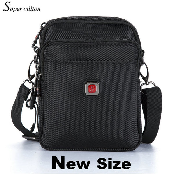 Waterproof Men Zipper Bag
