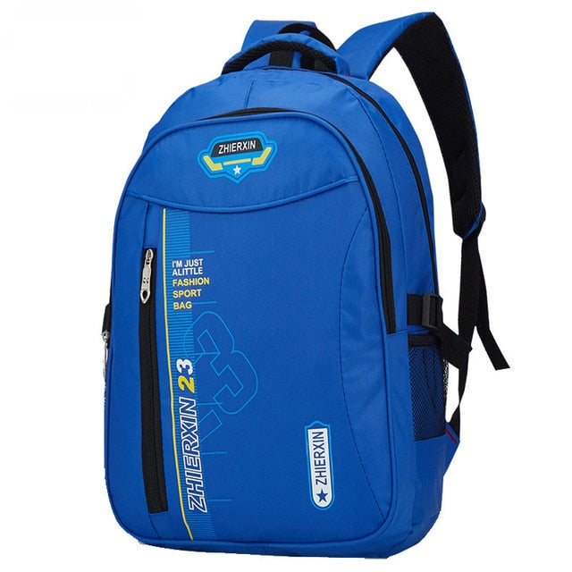 Men Multifunctional Large Backpacks