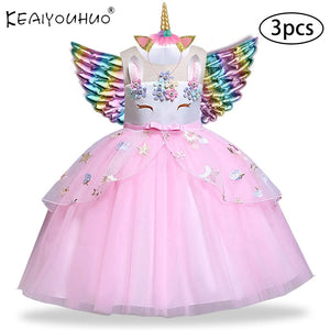 Princess Wedding Birthday Dress