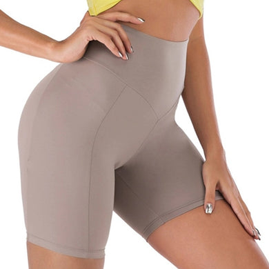 Spandex Yoga Shorts For Fitness