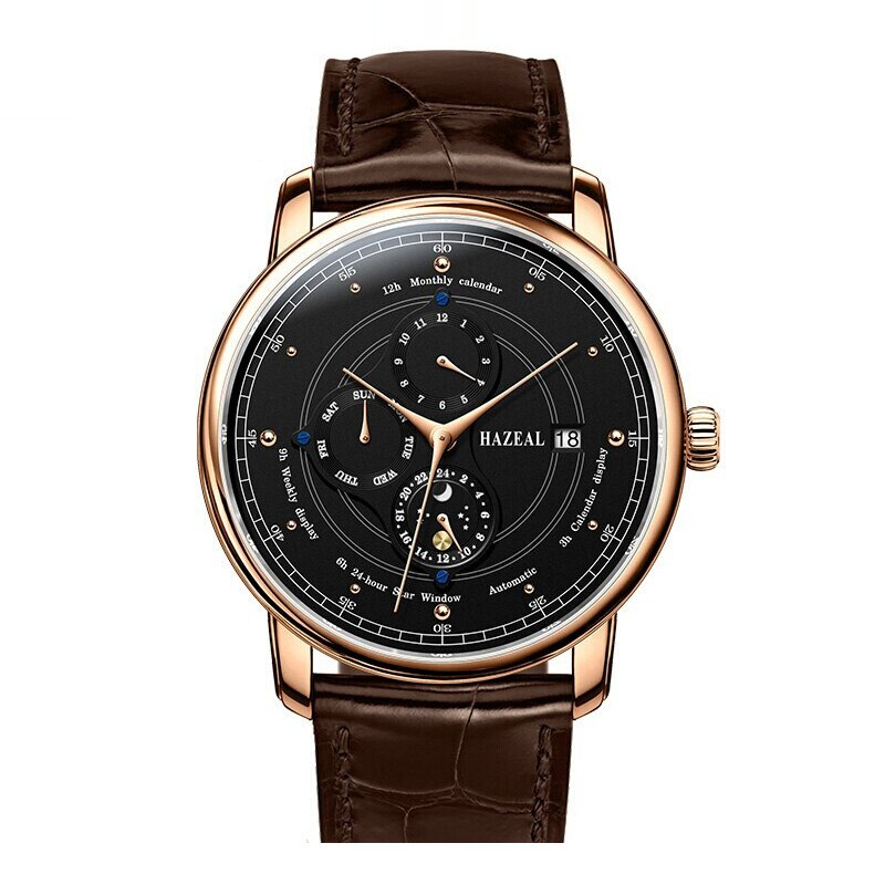 Men mechanical waterproof Automatic Watches