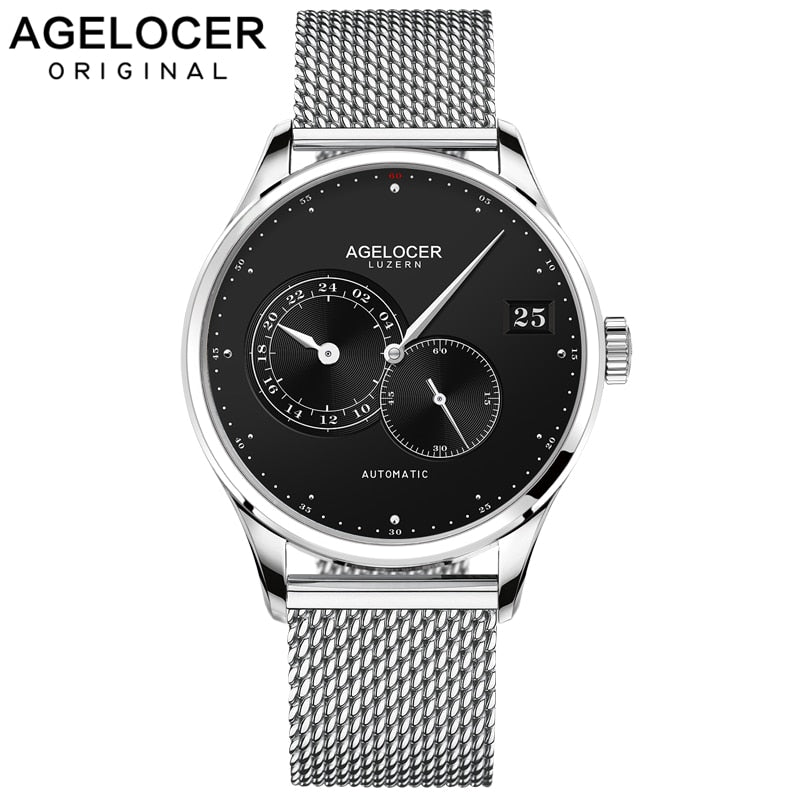 Men Luxury Automatic Watches
